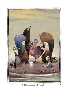Julia Sarda's illustration