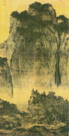 By Fan Kuan of Song Dynasty
