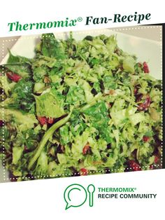 Recipe Superfood Green Tabouli by emma-galloway, learn to make this recipe easily in your kitchen machine and discover other Thermomix recipes in Main dishes - vegetarian. Avocado Baby, Recipe Community, Food N, Bellini, Superfoods, Spinach, Main Dishes, Salads, Dinner Recipes