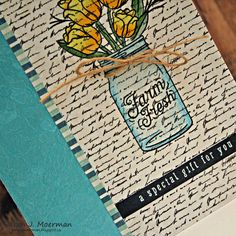 My Impressions: SSS August Card Kit: A Special Gift & GIVEAWAY!