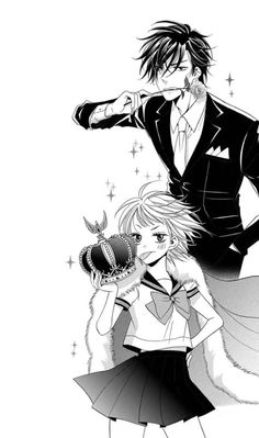 Takane to Hana - I've developed a serious addiction to this manga