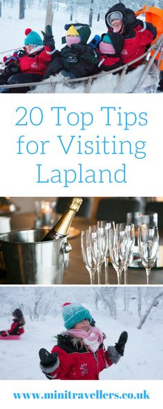 20 Top Tips for Visiting Lapland