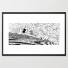 Shop Nicolas Jolly's store featuring unique designs on various products across art prints, tech accessories, apparels, and home decor goods. Lucky Luke, Plait, Stairways, Framed Art Prints, Appreciation, Rocks, Illustration Art, Tapestry, Ink