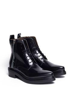 Acne Linden Boot #acnestudios