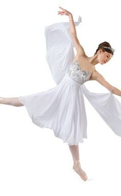Good Angel Costume Ballet Costumes Pinterest Ethereal Lyrical Dance