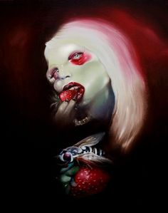 Michael Hussar.  To see & read more visit my Art Blog http://beautifulbizzzzarre.blogspot.com.au/ <3