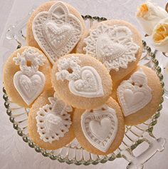 House on the Hill, Inc., beautiful Springerle and Speculaas Cookie Molds for Baking, Crafting, Decorating