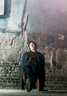 Cillian Murphy talks about filming In the Heart of the Sea in Another Man A/W 2015