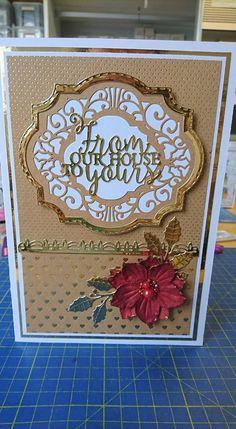 Christmas Ideas, Christmas Cards, Sue Wilson, Handmade Cards, Homemade, Frame, Creative, Crafts, Decor