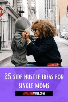 Being a single mom is a very difficult job. Today I want to share with you 25 side hustles ideas for single moms that will enable you to work at home and generate an extra stream of income. #sidehustleideas #workfromhome #singlemoms Home Based Business Opportunities, Business Ideas, Business Tax Deductions, Teaching English Online, Single Moms, Income Streams, Free Blog, Virtual Assistant, Extra Money