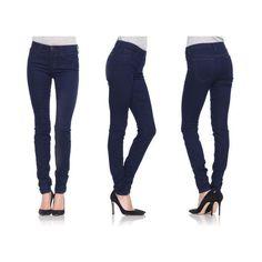 The Skinny , Womens Jeans, Mens Jeans, Premium Denim Jeans, Designer... ($169) via Polyvore