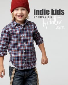 winter 13 catalogue. page 1. www.industriekids.com.au