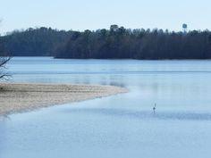 4. Lake Wateree State Park