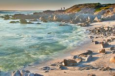 Asilomar State Beach by Nathalie Stravers on 500px