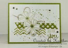 """Playing with Papercrafting: One Colour """"One""""der for The Paper Players"""