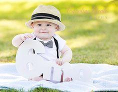 Baby Photo Prop - Half Birthday 6 Month Sign!