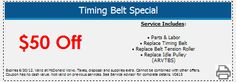 volvo timing belt special.  visit mcdonaldvolvo.com to make your Volvo Service appointment in the Denver area