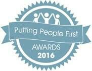 Delighted that The Walnut Tree Project has been  nominated for the Putting People First award.