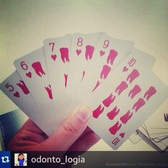 toothobsession: Now that is a great hand… All in!!Rancho Cucamonga Dentist