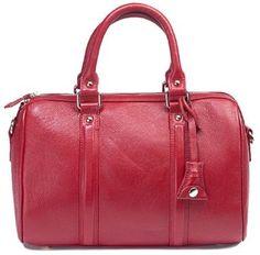1368b290cde6 Amazon.com  VIVILLI Vintage Leather Buckle Barrel Bowler Shopper Handbag   Shoes Leather Buckle
