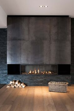 Incredible Contemporary Fireplace Design Ideas Natural or artificial fireplace models can make both modern and rustic home decorations look highly aesthetic. Artificial fireplace models are general.