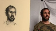 SIMPLIFY Drawing & Painting tutor Alex Tzavaras draws a portrait from life in charcoal. Alex teaches the traditional methods artists used to draw and paint f. Drawing Now, Still Life Drawing, Drawing Practice, Figure Drawing, Drawing Sketches, Painting & Drawing, Drawing Tips, Sketching, Charcoal Portraits