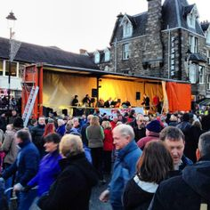 Don't forget to welcome in 2014 at The Pitlochry New Years Day Street Party. Atholl Road, Pitlochry from 1pm today