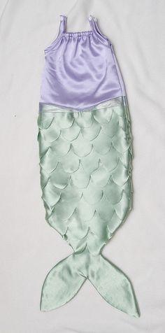 Halloween Costumes 2012: Baby Mermaid