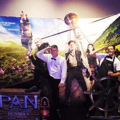Pan arrives this October to a Theatre near you! #Pan #classiccinemas