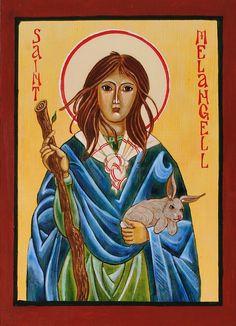 St. Melangell