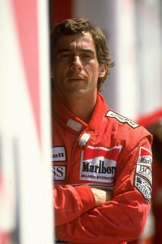 Ayrton Senna, the fastest man to ever live