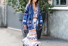 YOUR BOHEMIAN UPDATE - The new rules of effortless-chic style