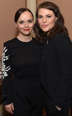 New mother Christina Ricci shows off slim frame as she returns to work Scary Movies, Great Movies, Horror Movies, Clea Duvall, Christina Ricci, Return To Work, All Smiles, Favorite Tv Shows, Movie Tv