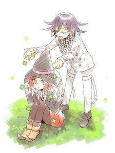 Himiko Yumeno & Kokichi Ouma
