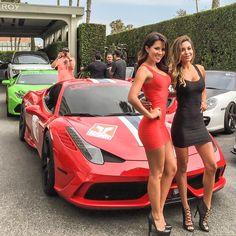 Cars & Girls - Page : 1224 - Photos - Voitures de sport - FORUM Collections Auto Girls, Car Girls, Maserati, Bugatti, Sexy Cars, Hot Cars, Classy Women, Sexy Women, Volkswagen