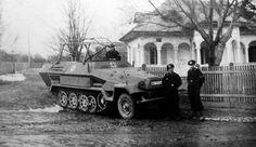 SdKfz 251/3 ausf B