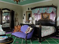 Vanderbilt Suite, Grand Hotel, Mackinac Island, MI