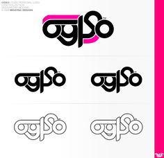 OGSO - Personal Logotype by ~wogyac on deviantART