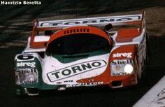 RSC Photo Gallery - Monza 1000 Kilometres 1988 - Porsche 962 no.6 - Racing Sports Cars