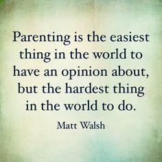 Genius thought about parenting! #parenting #parents #children