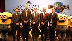 米ケーブルテレビ大手のコムキャストに1830億円で買収されることになったUSJ。割安すぎる価格が、ある憶測を呼んでいる。
