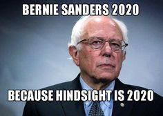 Bernie Sanders 2020. #FeeltheBern