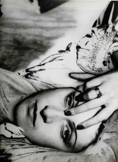 Dora Maar photographed by the pioneer Man Ray