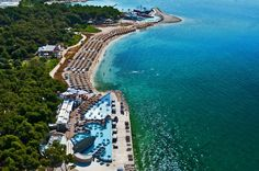 Solaris Beach Resort in Sibenik