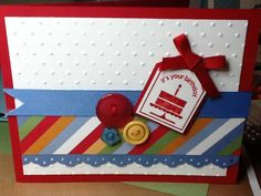Happy Birthday by kathyc22 - Cards and Paper Crafts at Splitcoaststampers