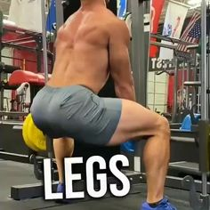 Leg And Glute Workout, Leg Day Workouts, Gym Workout Videos, Gym Workout For Beginners, Squat Workout, Workout Body, Fitness Motivation, Fitness Tips, Academia Fitness