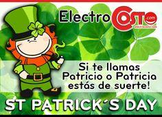 Día de San Patricio #StPatrickDay #cupón #descuento
