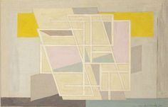 Ilya Bolotowsky, Untitled, 1945