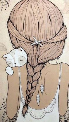 #Girlygirl #hairstyles