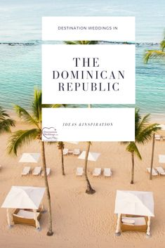 Looking for the perfect destination wedding venue in the Dominican Republic? Browse our Dominican Republic wedding packages and find an expert wedding planner. Winter Wedding Destinations, Destination Wedding, Dominican Republic Wedding Venues, Surfing Destinations, Wedding Events, Wedding Ideas, Punta Cana Wedding, Winter Wedding Colors, Stunning Summer
